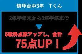 豊田市 浄水校の学習の実績1